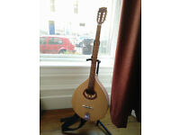 Immaculate Irish Bouzouki - hardly played, as good as new