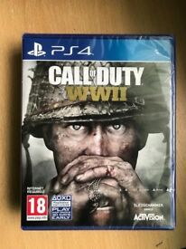 Call of Duty: WWII on PS4