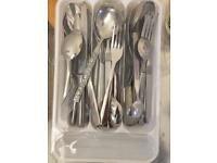 Huge cutlery set in excellent condition
