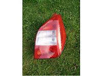 Citroen C2 R/H rear light