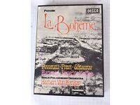 Pavarotti Box Set of La Boheme
