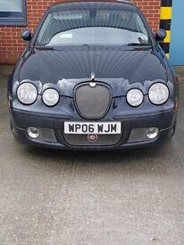 Jaguar s-type 2.7 facelift