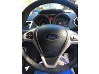 Ford Fiesta TITANIUM 1.6l FSH