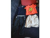 For sale lovley 2 to 3 boys clothes