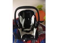 Baby Recaro Car Seat
