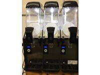 Elemco FC3 Slush Machine 3x12L + Accessories *REDUCED*