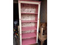 Painted Pine bookshelf