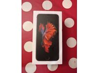 APPLE IPHONE 6S 16GB SPACE GREY-CHEAP-GREAT CONDITION-LOCKED TO EE-£360 ONO