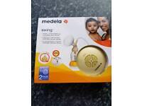 Medala Swing electric breast pump *lots of extras*
