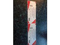 Anthony Joshua x 2 Tickets