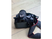 Canon EOS 650D 18.0 MP Digital SLR Camera - Black