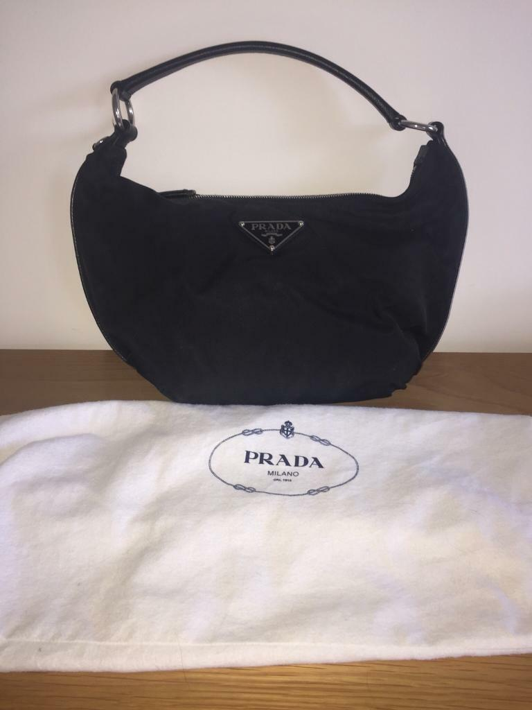 Prada 'Tessuto' evening handbag £90ono