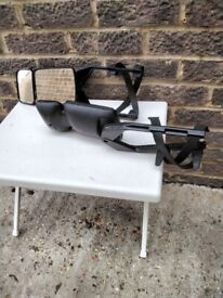 Strap on Towing Mirrors for Caravans