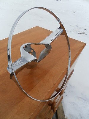 1959 Pontiac Bonneville Catalina Starchief Safari Steering Wheel horn Ring