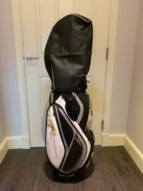 Powakaddy PVC Cart Bag with hood