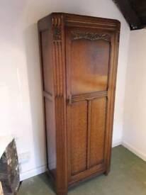 Vintage Closet Wardrobe