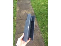 Bag of plastic roofing verge for sale