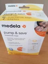 Medela Pump and Save Bags