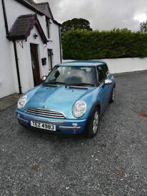 Mini for sale £2650 ono **Full years MOT**