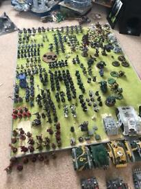 Warhammer (price may vary dependent on needs)
