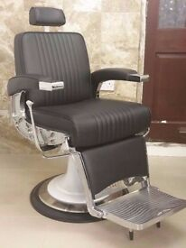 Boxed Ambassador Barber Chairs for sale in the UK