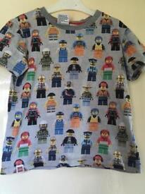 Boys Lego T shirt