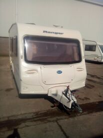 BAILEY RANGER 470 /4 BERTH YEAR 2004/2005 LOVELY CONDITION READY FOR HOLIDAYS IDEAL STARTER