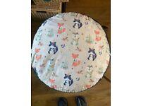 Large childrens floor cushion