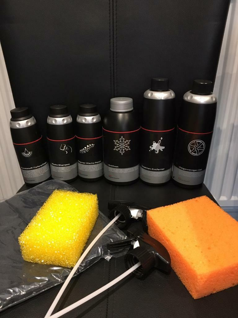 BRAND NEW Audi Car Cleaning Kit In Norwich Norfolk Gumtree - Audi car cleaning kit