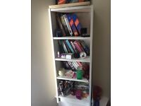 URGENT!! White IKEA Shelf Storage for SALE!!
