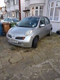 Nissan Micra relatively good condition and very economical