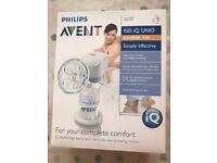 Electronic breast pump - Avent iQ uno