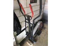 York Fitness-Cross Trainer - comes with cables - barely used-good condition
