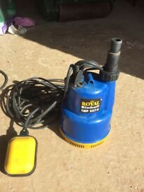 Royal Zein hell Submersible Electric Pump 350w