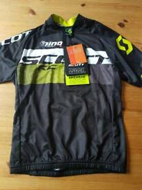 Scott Junior Cycling Jersey