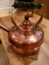 real copper kettle