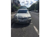 TOYOTA AVENSIS 57 Plate Clean car***LOW MILES