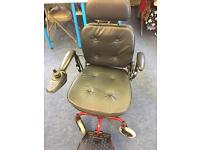 Electric operated wheelchair