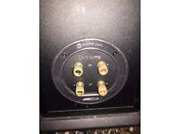 Monitor Audio Speakers (Bronze Bx6)