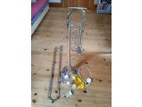 Trombone complete with hard case