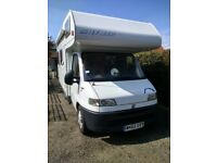 Hymer Swing Excellent Condition
