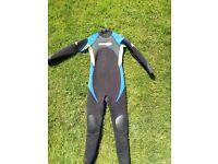 Sola Fusion Core childs wetsuit.