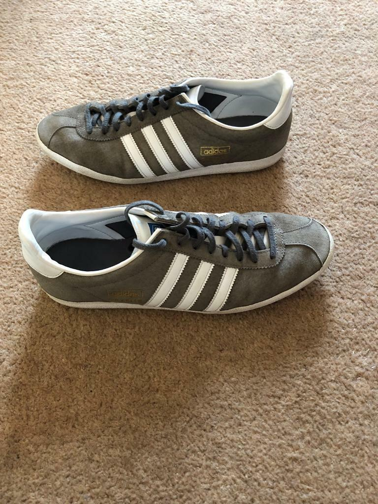 innovative design 99e30 266b3 Adidas Gazelle Grey | in Montrose, Angus | Gumtree