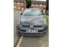 2018 VOLKSWAGEN GOLF 1.6 TDI CAT N