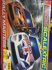 Wanted a cheap micro scalextric