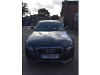AUDI A4 SE TDI 6 -SPEED WITH FULL EXTRAS INCLUDING REAR PARKING SENSORS