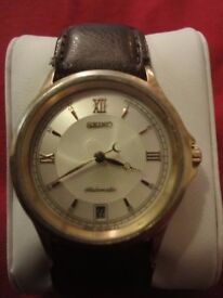 SEIKO (Seiko) antique watch automatic 4S15-8030 gents very rare!