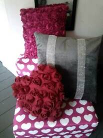 Pillows Galore & Moving Sale