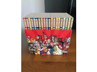 Horrible Histories book box set