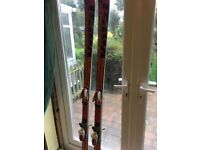 Volkl race tiger gs skis